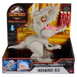 Jurassic World Camp Cretaceous Pequeña Indominus Rex