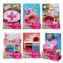 Barbie Surtido Muebles y accesorios