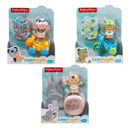 Little People Surtido Babies y Accesorios Fisher Price