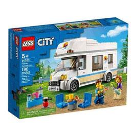 Casa Rodante de Vacaciones Lego City