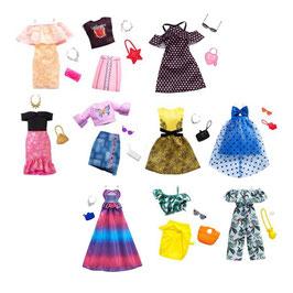 Barbie Surtido Conjunto Accesorios y Moditas