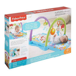 Fisher Price Gimnasio 2 en 1 Musical Bajo el Mar
