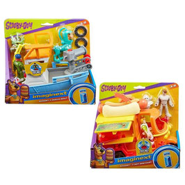 Imaginext Surtido de Vehiculos Scooby Doo Fisher Price