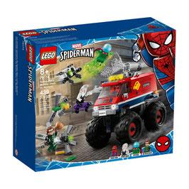 Camioneta Monstruo de Spider-Man vs Mysterio Lego Marvel Spiderman