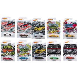 Hot Wheels Colección 50 Aniversario Camaro Premium