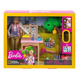 Barbie Nat Geo Cuidadora de Mariposas