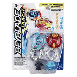 Dual Pack Beyblade Burst