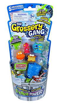Surtido The Grossery Gang 5 Pack