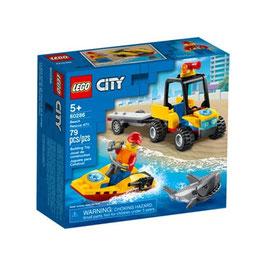 Cuatrimoto de Rescate Costero Lego City