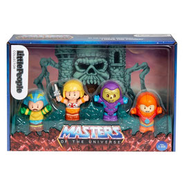 Little People Collector He-Man and The Masters of The Universe