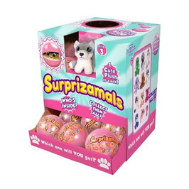 Surtido Surprizamals Serie 3