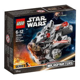 Microfighter : Halcón Milenario Lego Star Wars