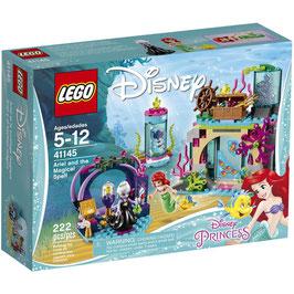 Disney Ariel y el Hechizo Mágico Lego