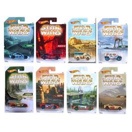 Hot Wheels Colección Star Wars