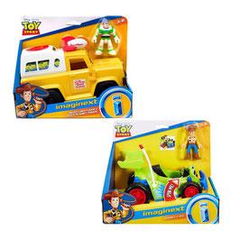 Imaginext Surtido de Vehiculos Toy Story