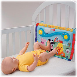 Amiguitos musicales texturas Fisher Price