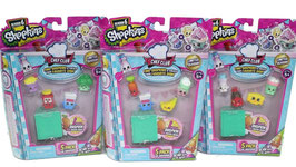 Shopkins Temporada 6 Chef Club Pack 5