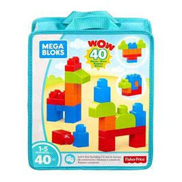 First Builders Vamos a Construir Mega Bloks