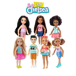 Barbie Surtido Club Chelsea