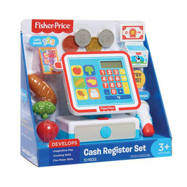 Caja Registradora Fisher Price