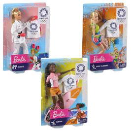 Barbie Surtido Olimpiadas Tokio 2020