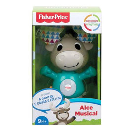 Linkimals Alce Musical Fisher Price