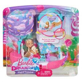 Barco de los Sueños Barbie Dreamtopia