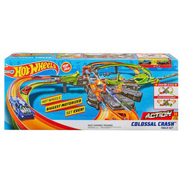 Hot Wheels Action Mega Choques