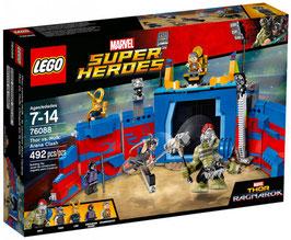 Thor vs Hulk : Choque en la arena Lego Marvel