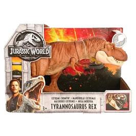 Jurassic World T-Rex Mandíbulas Extremas