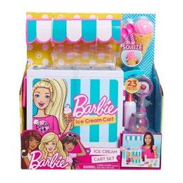 Barbie Carro de Helados