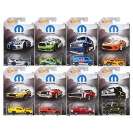 Hot Wheels Colección Series MOPAR