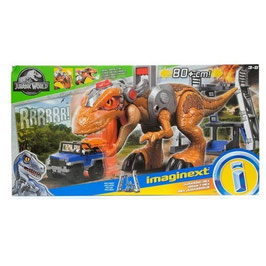 Imaginext Jurassic World Gran T-Rex Fisher Price.