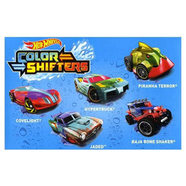 Hot Wheels Color Shifters 5-Pack