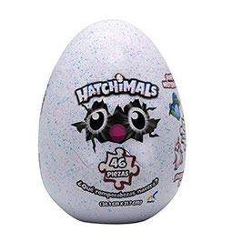 Rompecabezas Hatchimals