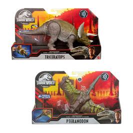 Jurassic World Surtido Dinosaurios Ruge y Ataca