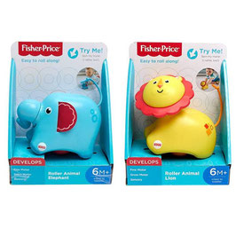 Surtido Mis Primeros Animalitos Divertidos Fisher Price