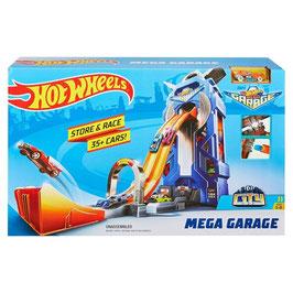 Hot Wheels City Mega Garage Giratorio