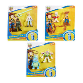 Imaginext Surtido 2-Pack Figuras Toy Story 4