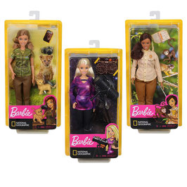 Barbie Nat Geo Surtido Básico