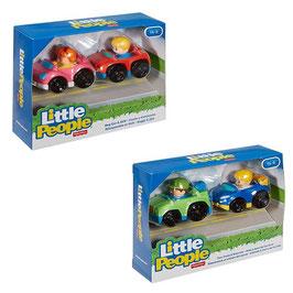 Little People Wheelies 2-Pack Fisher Price