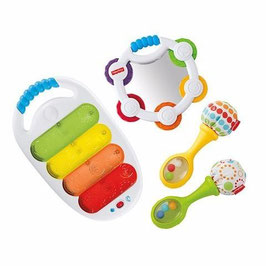 Set de instrumentos musicales Fisher Price