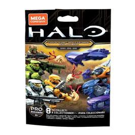 Halo Surtido Micro Figuras de Acción Serie Clash on the Ring / Batalla en el Anillo Mega Construx