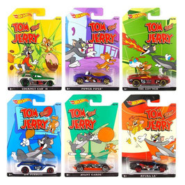 Hot Wheels Colección Tom & Jerry