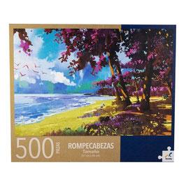 Rompecabezas Novelty 500 piezas