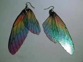 Ohrring Schmetterlingsflügel
