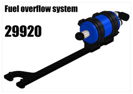 Fuel overflow system
