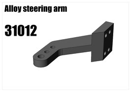 Alloy steering arm