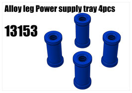 Alloy leg Power supply tray 4pcs