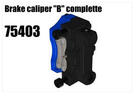 "Brake caliper ""B"" complette"